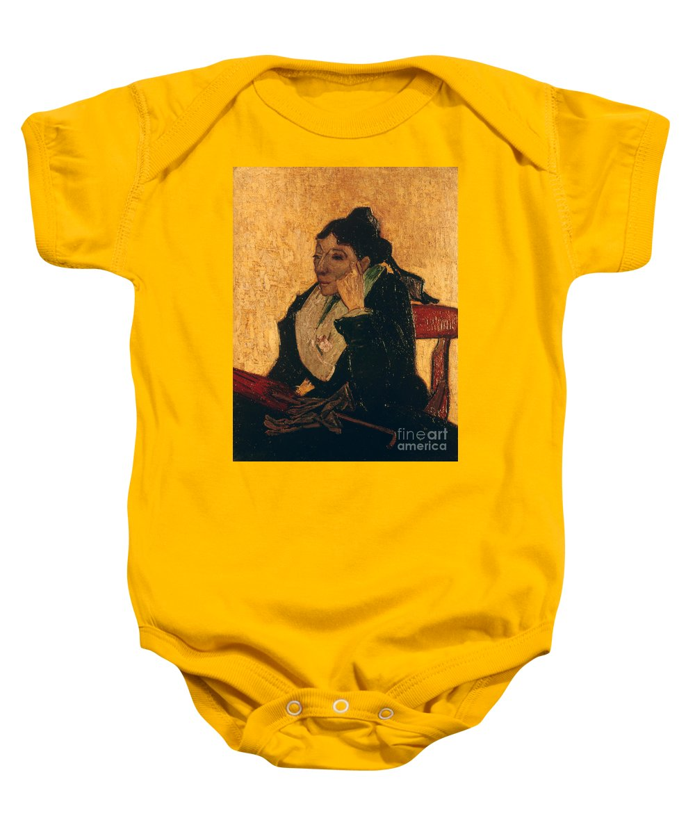 1888 Baby Onesie featuring the photograph Van Gogh: Larlesienne, 1888 by Granger