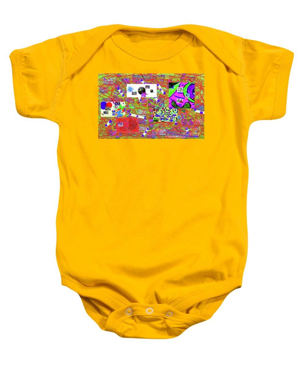 Walter Paul Bebirian Baby Onesie featuring the photograph 5-3-2015gabc by Walter Paul Bebirian