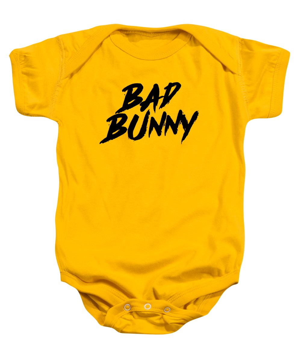 e3cbfc5e38 Bad Bunny Onesie for Sale by Pohon Cingur