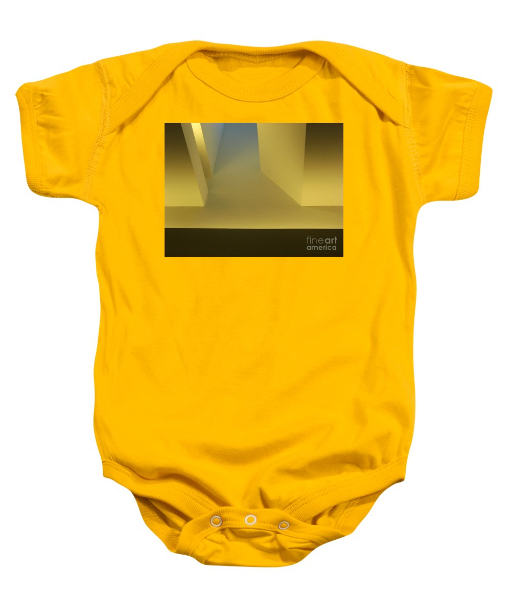 Yellow Baby Onesie featuring the photograph Above Series 4.0 by Dana DiPasquale