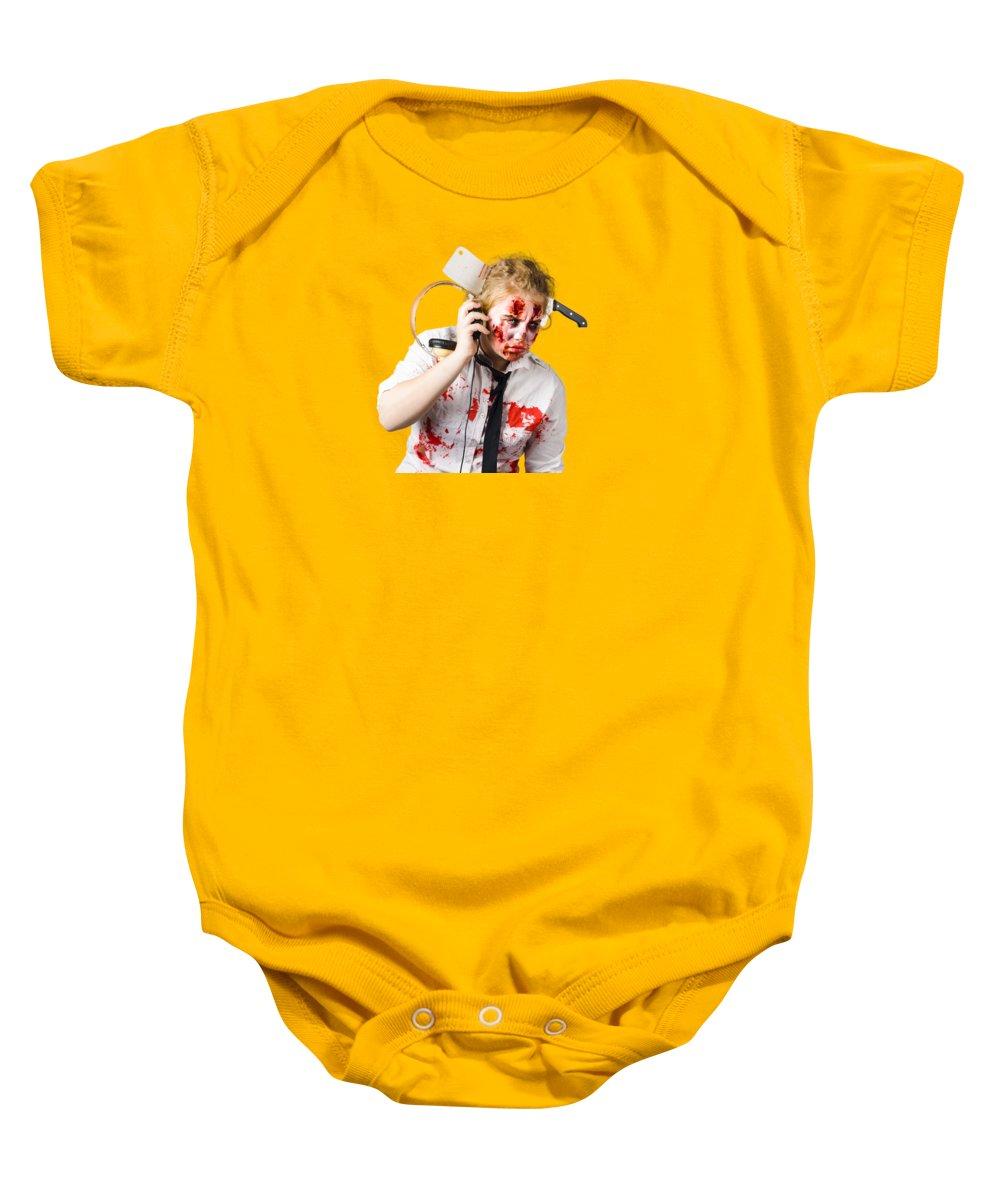 Stain Baby Onesies