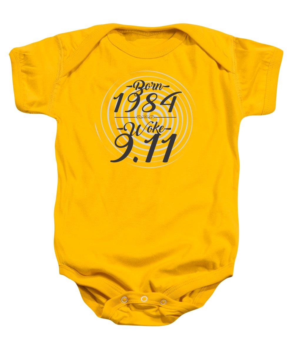 Born Into 1984 - Woke 9.11 Onesie for Sale by Jorgo Photography ...