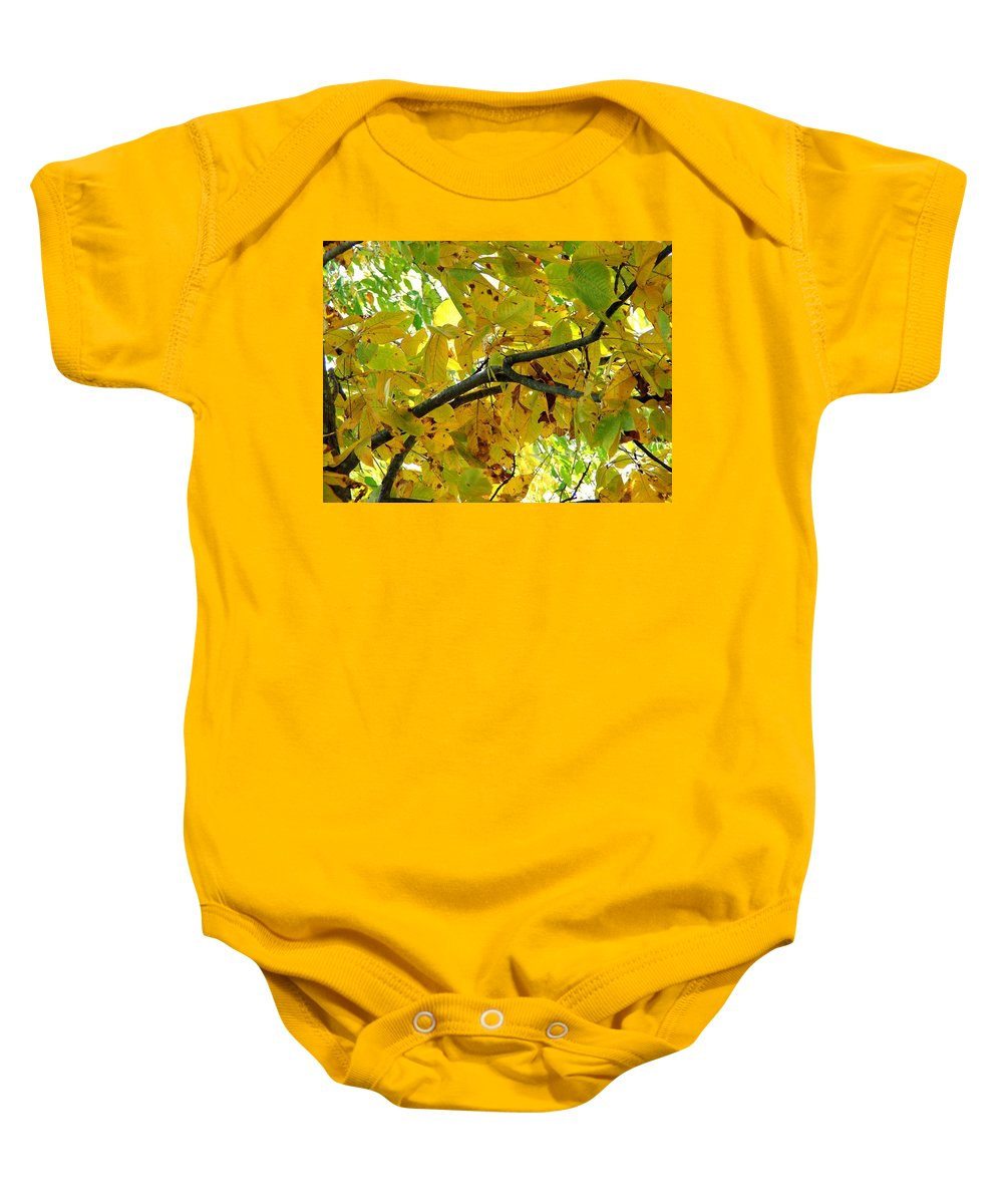Baby Onesie featuring the photograph Changes by Luciana Seymour
