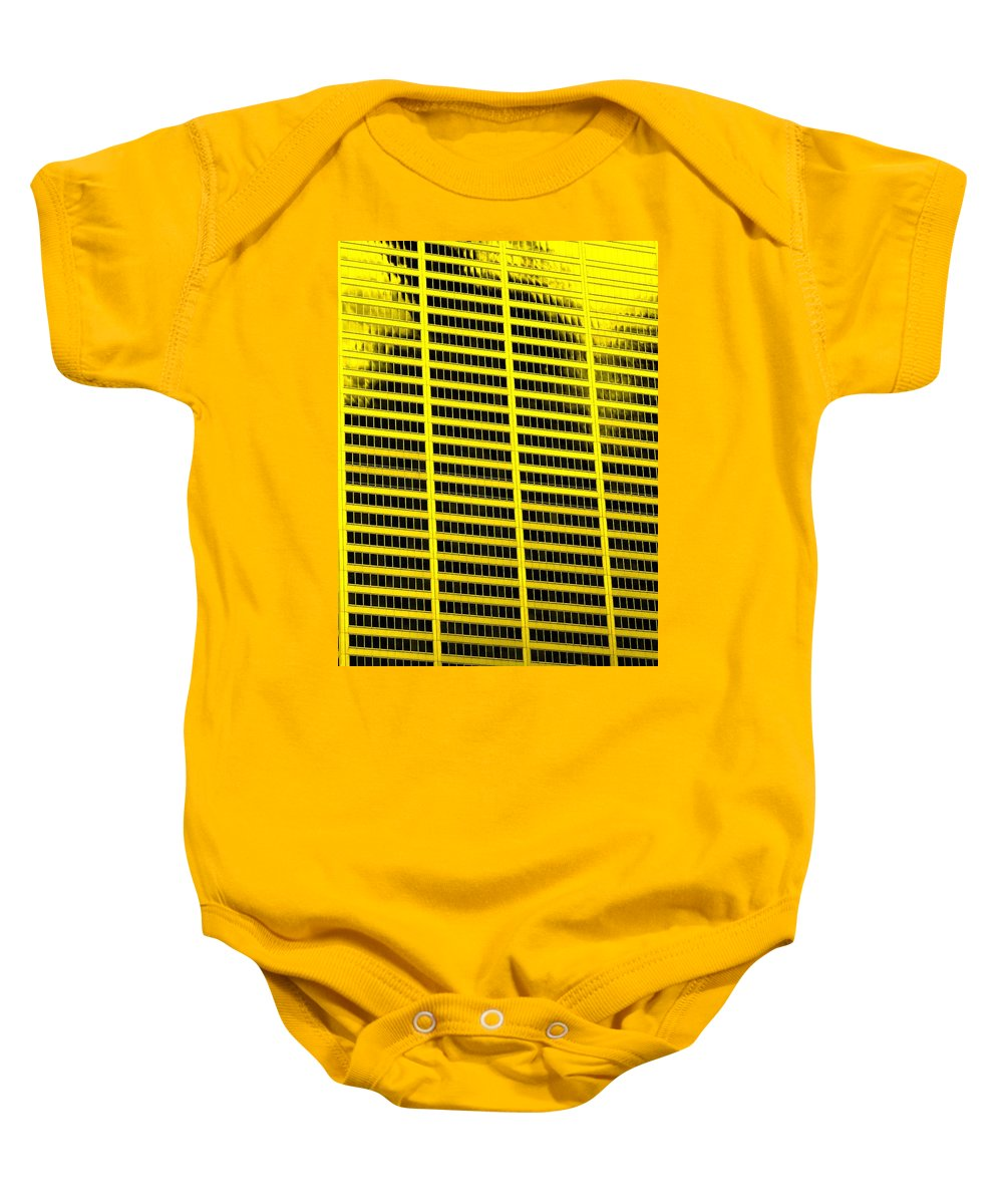 Office Baby Onesie featuring the photograph Commerce by Ian MacDonald
