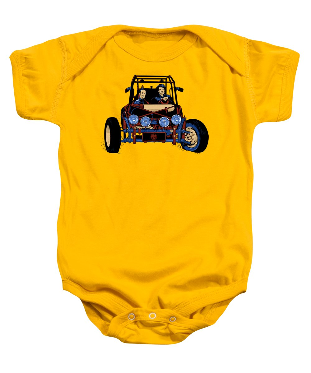 Dune Buggy Onesie for Sale by Jason Wright