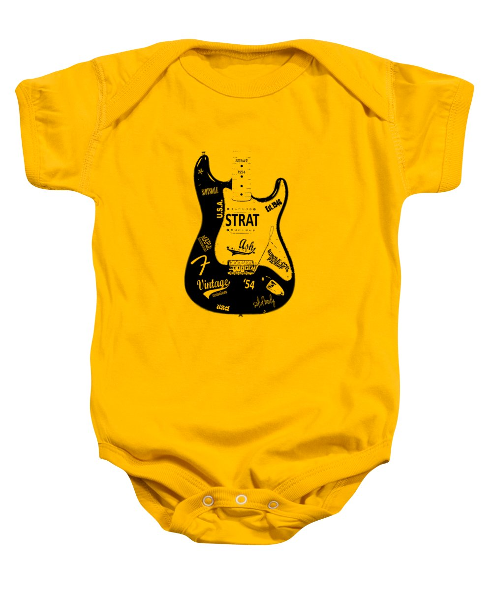 Jazz Photographs Baby Onesies