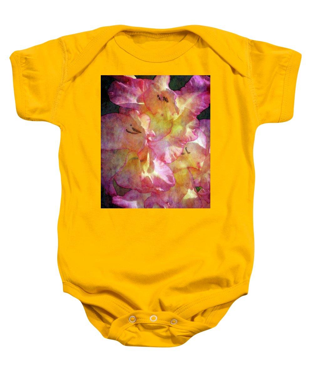 Glad Chiffon Baby Onesie featuring the photograph Glad Chiffon 3004 Idp_2 by Steven Ward
