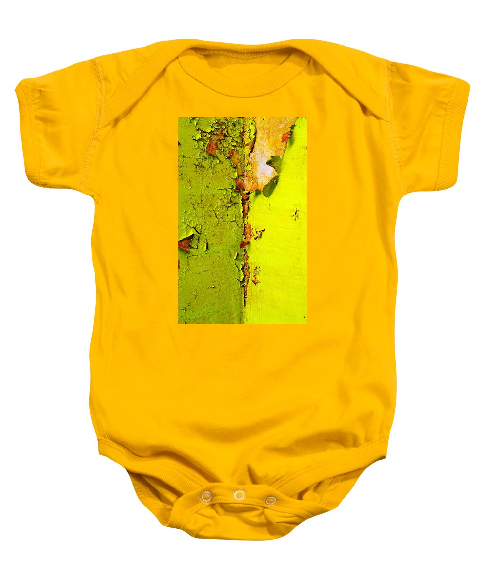 Skip Hunt Baby Onesie featuring the photograph Going Green by Skip Hunt