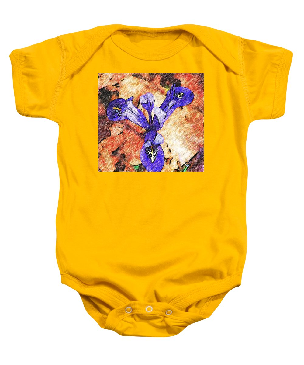 Digital Photography Baby Onesie featuring the photograph Its Spring 2010a by David Lane
