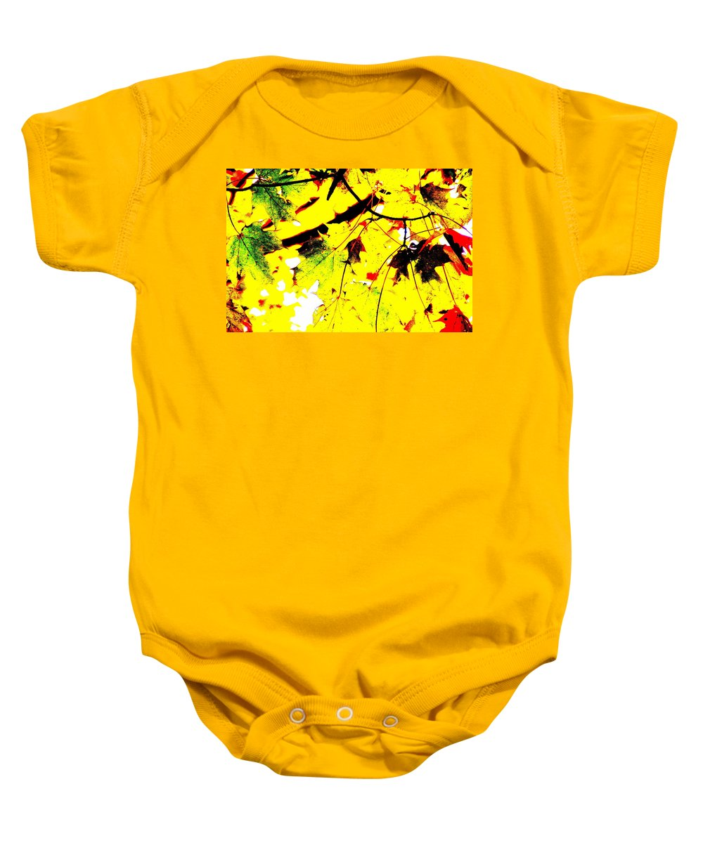 Lemonade Baby Onesie featuring the photograph Lemonade by Ed Smith