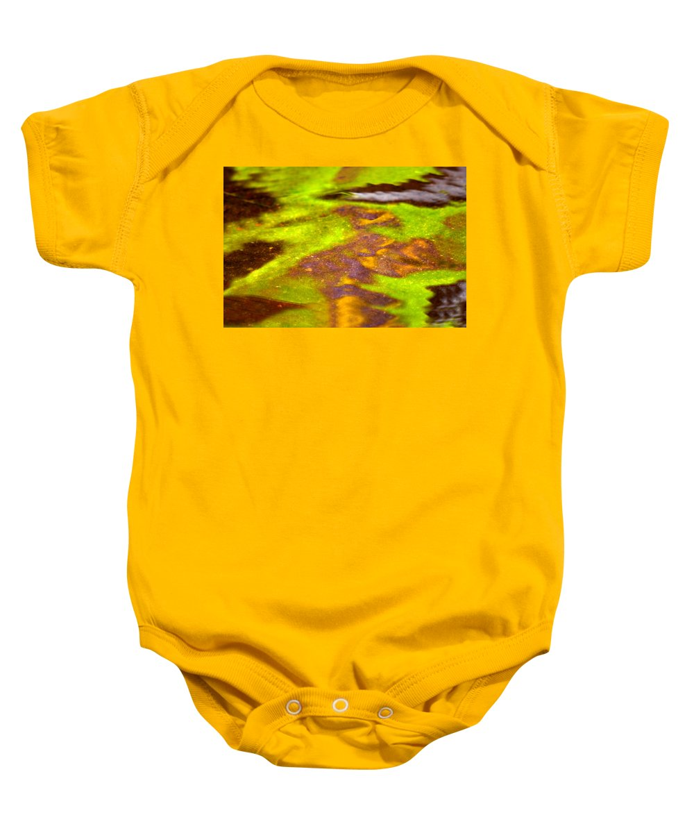 Water Baby Onesie featuring the photograph Lollipop by Donna Blackhall