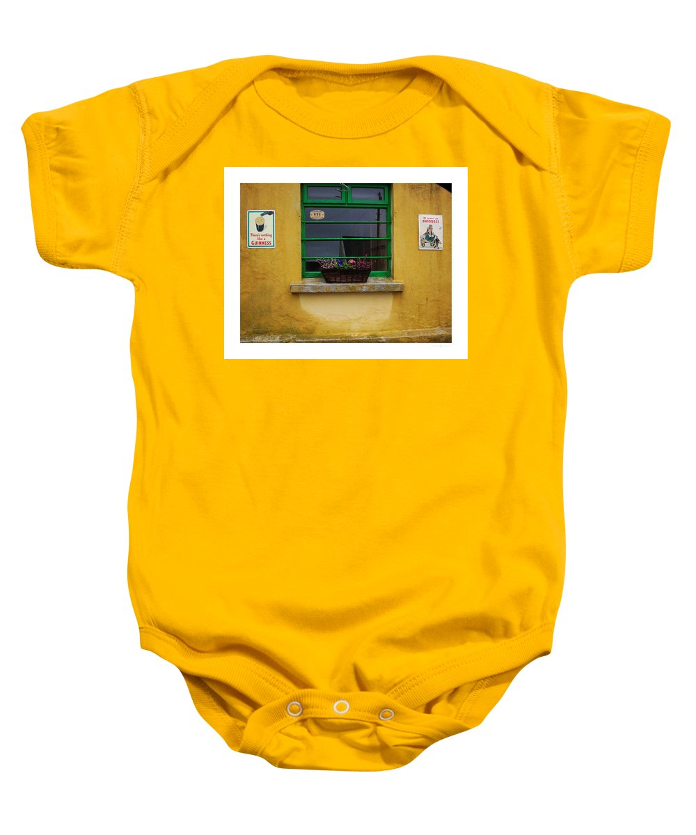 Ireland Baby Onesie featuring the photograph Nothing Like A Guinness by Tim Nyberg