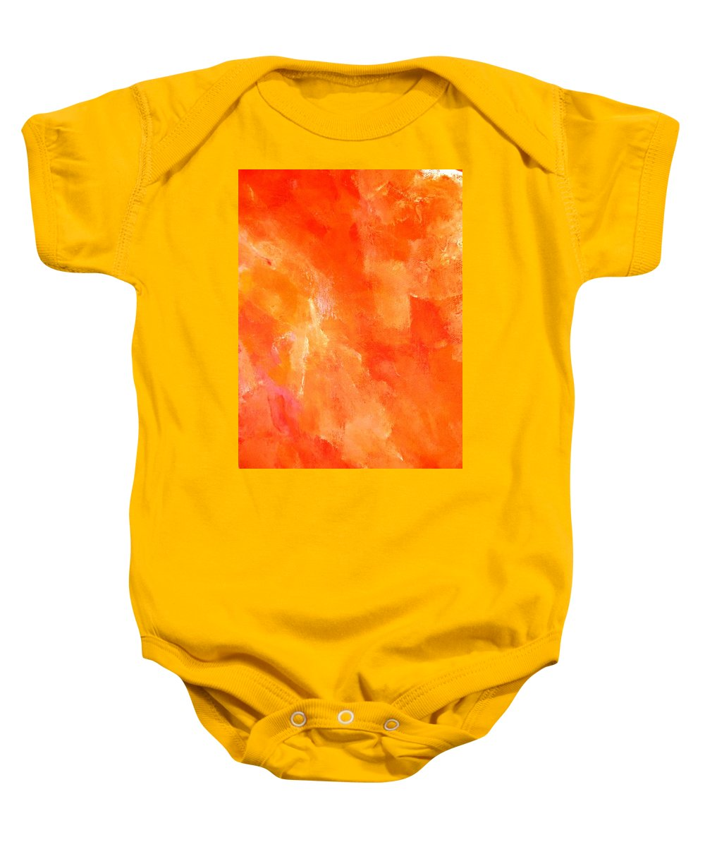 Truck Baby Onesie featuring the painting Souls by Lord Frederick Lyle Morris - Disabled Veteran