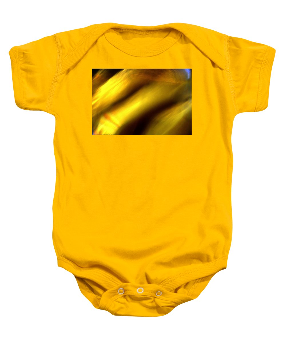 Surrealism Baby Onesie featuring the photograph Surreal Perspective No. 151, Thu--26oct2017 by Robert 'Standing Eagle'