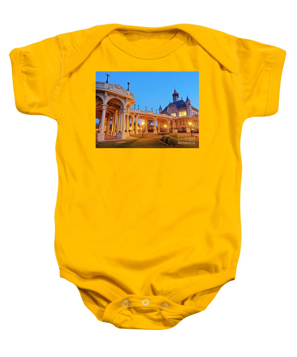 South America Baby Onesie featuring the photograph Tigre, Argentina by Karol Kozlowski