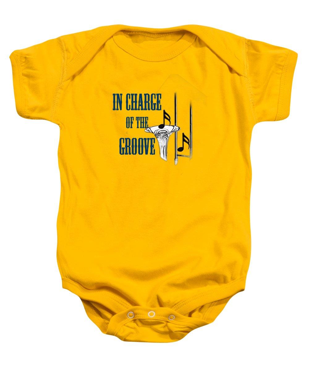 Trombone Baby Onesies