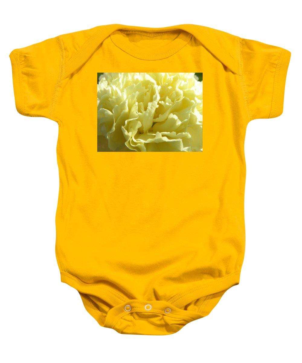 Nature Baby Onesie featuring the photograph Waves Of Light by Shannon Turek