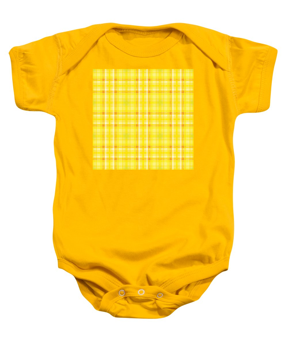 Baby Onesie featuring the photograph Yellow N.4 by Kamran Rouhani