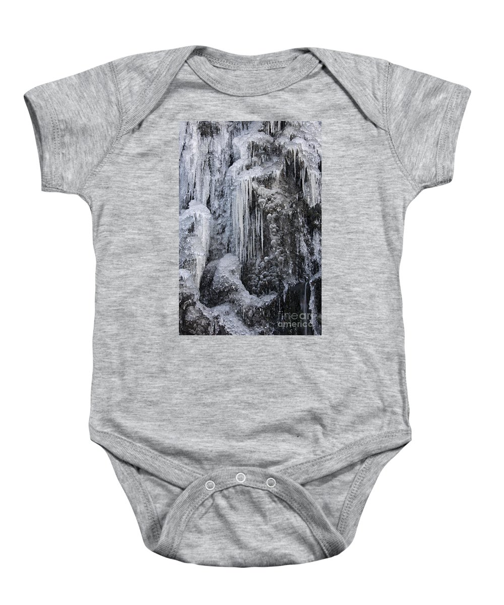 Frozen Baby Onesie featuring the photograph 121213p150 by Arterra Picture Library