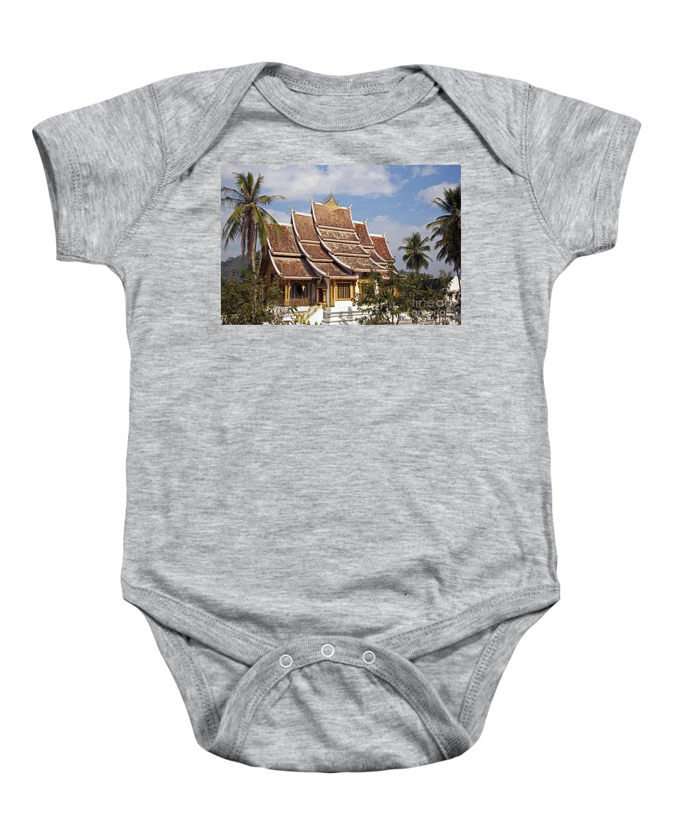 Royal Palace Baby Onesie featuring the photograph 130215p135 by Arterra Picture Library