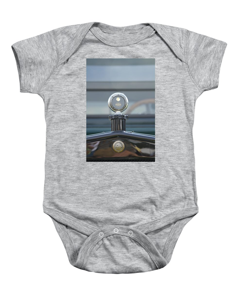 1917 Baby Onesie featuring the photograph 1917 Winton Six by Jack R Perry