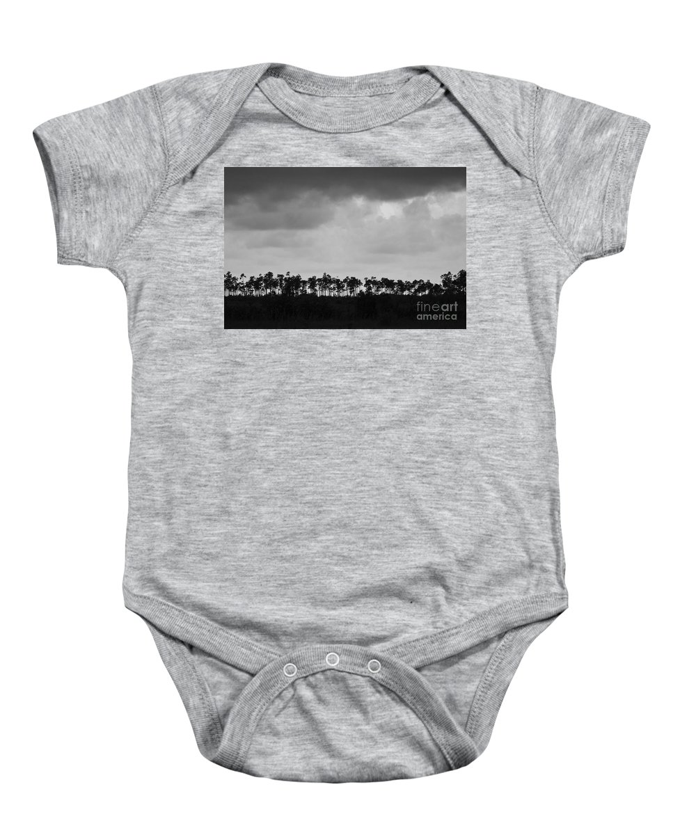 Everglades Baby Onesie featuring the photograph Everglades No.2 by John Greco
