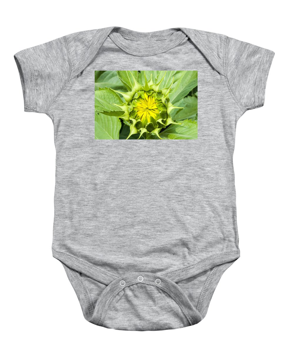 Asia Baby Onesie featuring the photograph 5319 by David Lange
