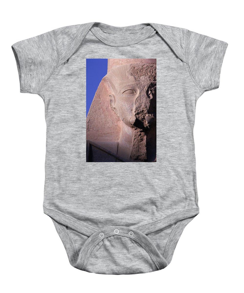 Caputo Baby Onesie featuring the photograph Egypt by Robert Caputo
