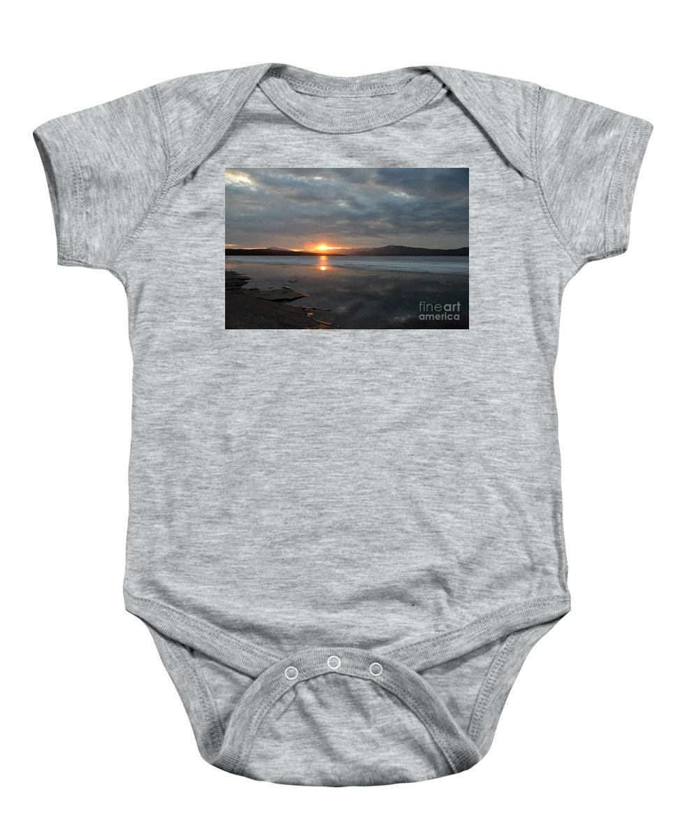 Water Baby Onesie featuring the photograph Ashokan Reservoir 37 by Cassie Marie Photography
