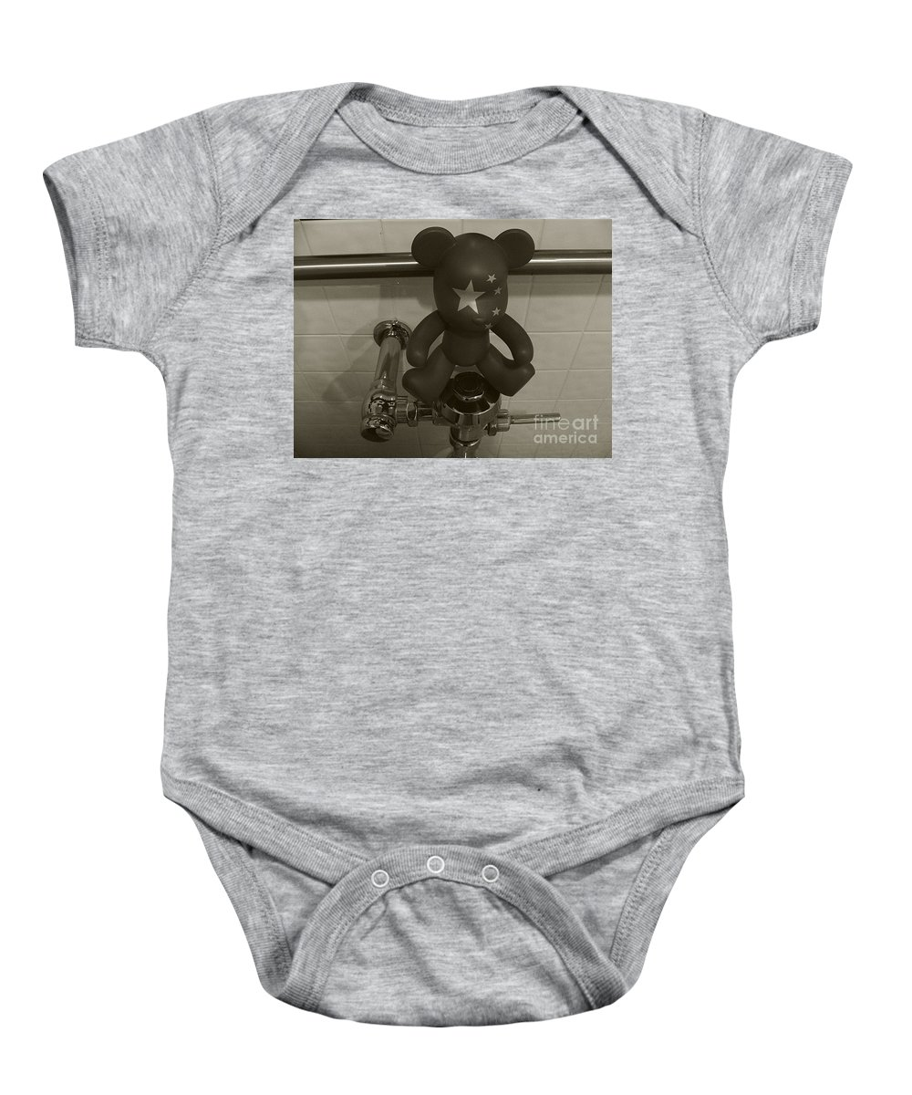 Baby Onesie featuring the photograph Doll No. 2 by Fei A