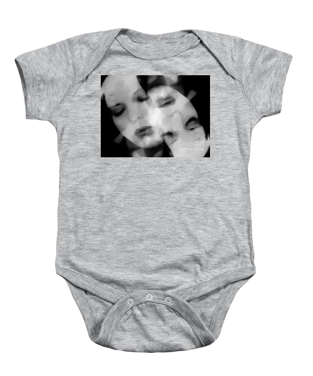 Photography Baby Onesie featuring the photograph Dream About Me by Jessica Shelton