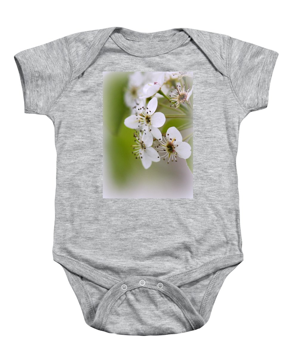 Spring Baby Onesie featuring the photograph Flowers - Blossoms by Travis Truelove