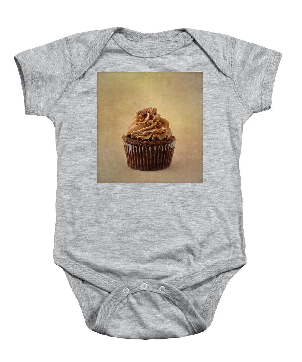 Chocolate Baby Onesie featuring the photograph For The Chocolate Lover by Kim Hojnacki