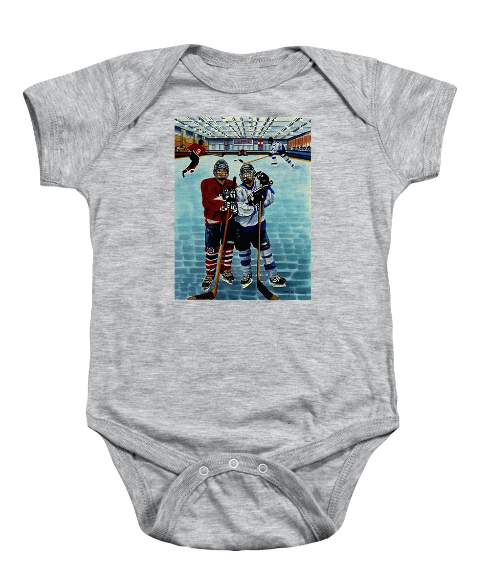 Omaha Ne Paintings Baby Onesies