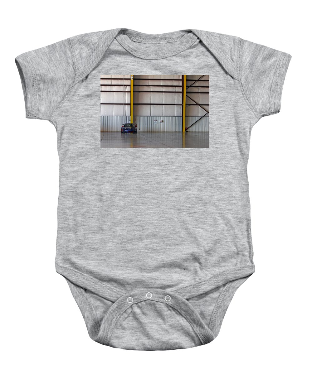911 Baby Onesie featuring the photograph Gt3rs Ready To Fly by Chance Chenoweth