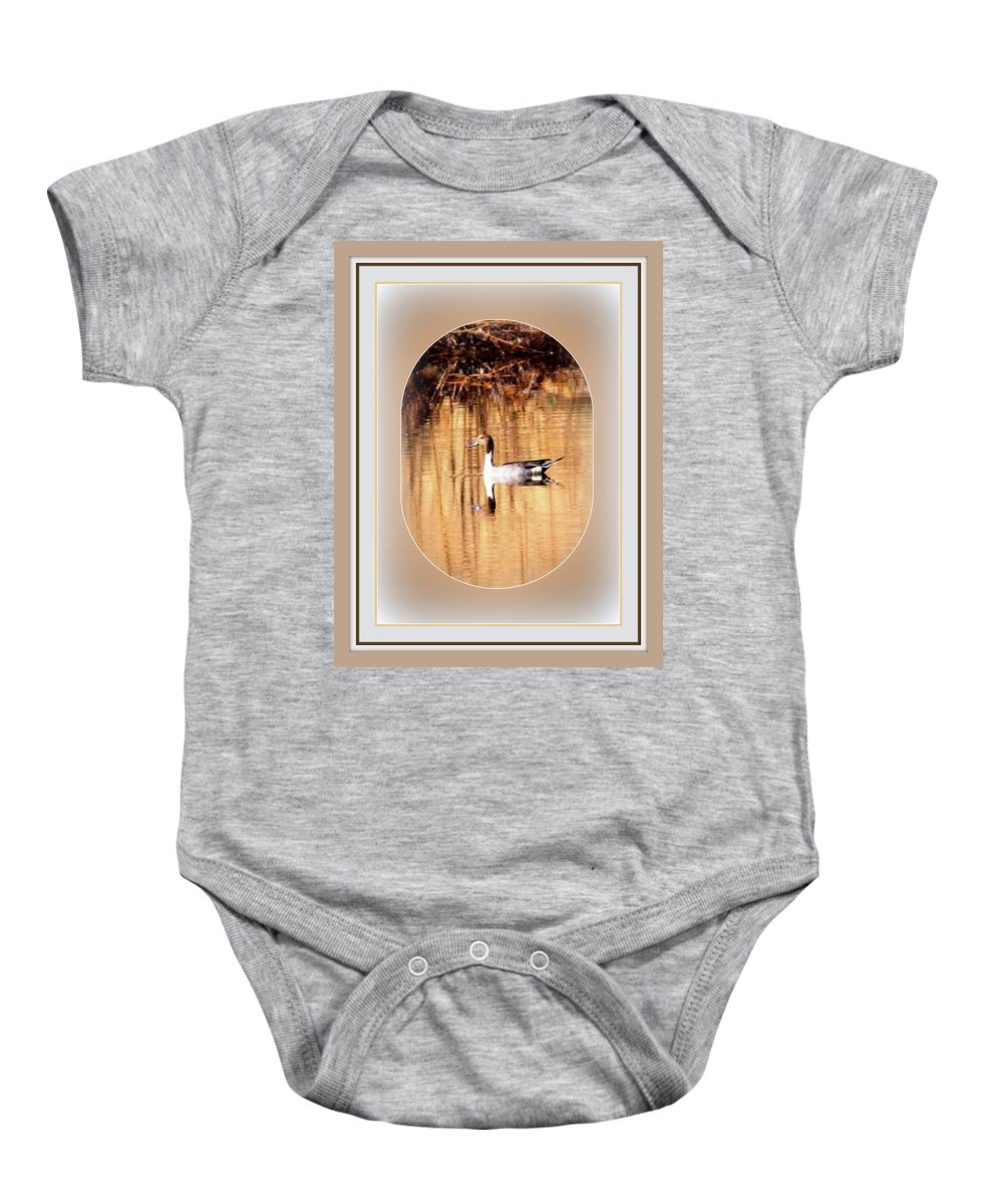 9182-1-006 Baby Onesie featuring the photograph 9182-1-006 by Travis Truelove