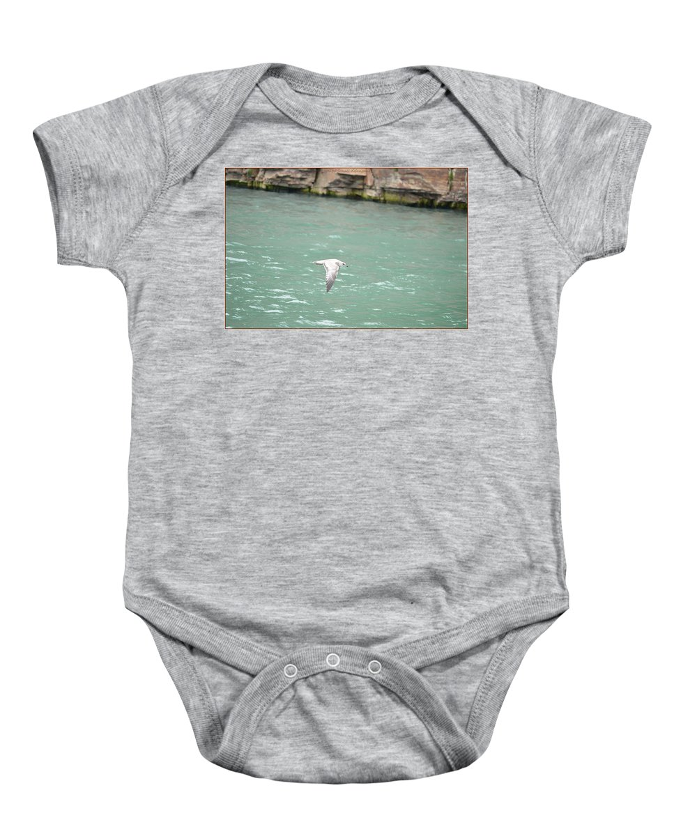 Posters Baby Onesie featuring the photograph Holiday Scenery by Sonali Gangane