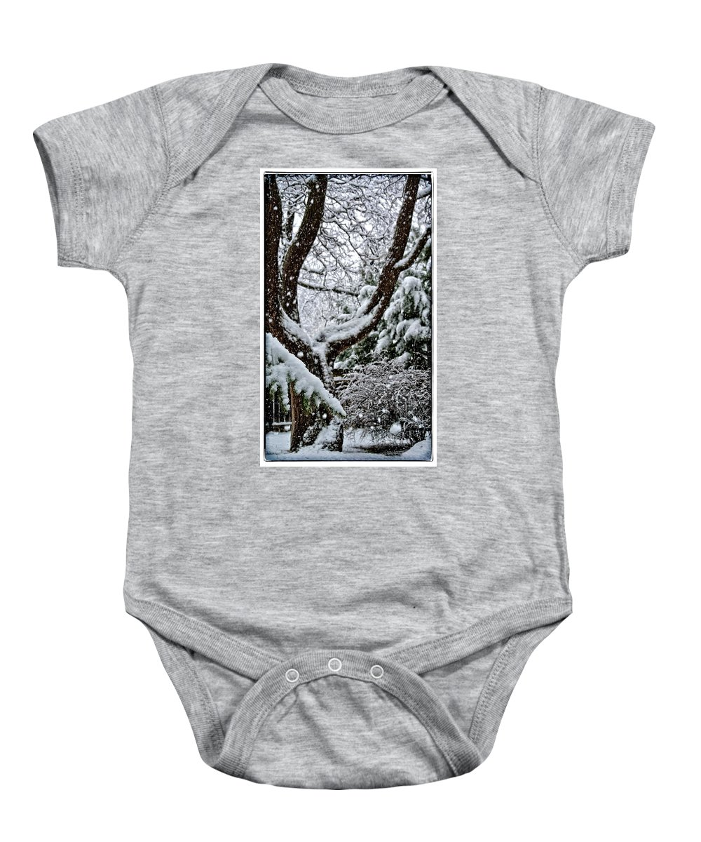 Idaho Falls Baby Onesie featuring the photograph Idaho Spring by Image Takers Photography LLC - Carol Haddon