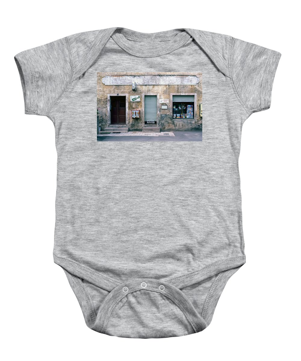 Kg Baby Onesie featuring the photograph Neukirchen Markt by KG Thienemann