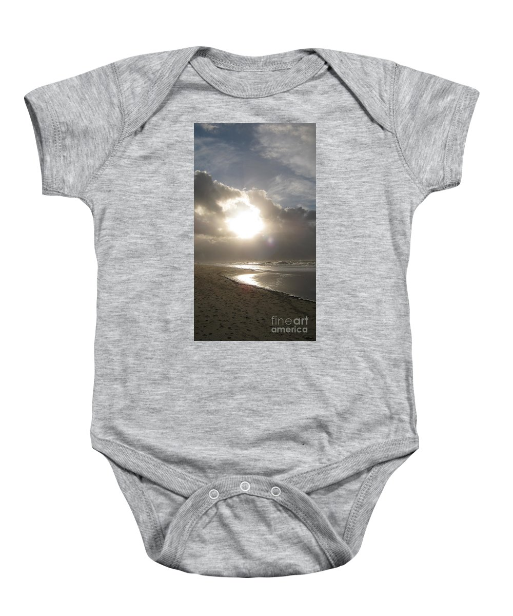 Opening Baby Onesie featuring the photograph Opening 2 by Heidi Sieber