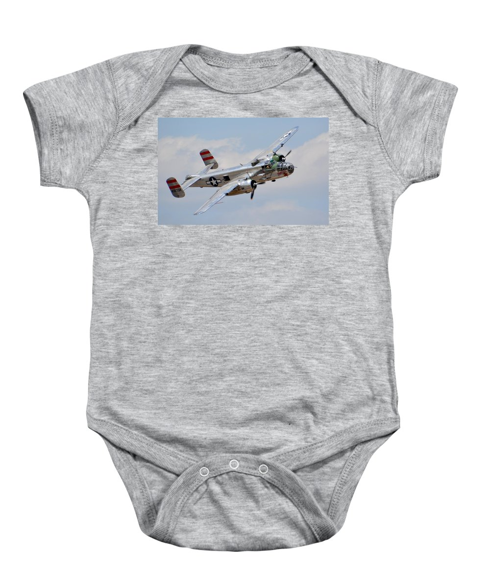 North Baby Onesie featuring the photograph Panchito by Matt Abrams