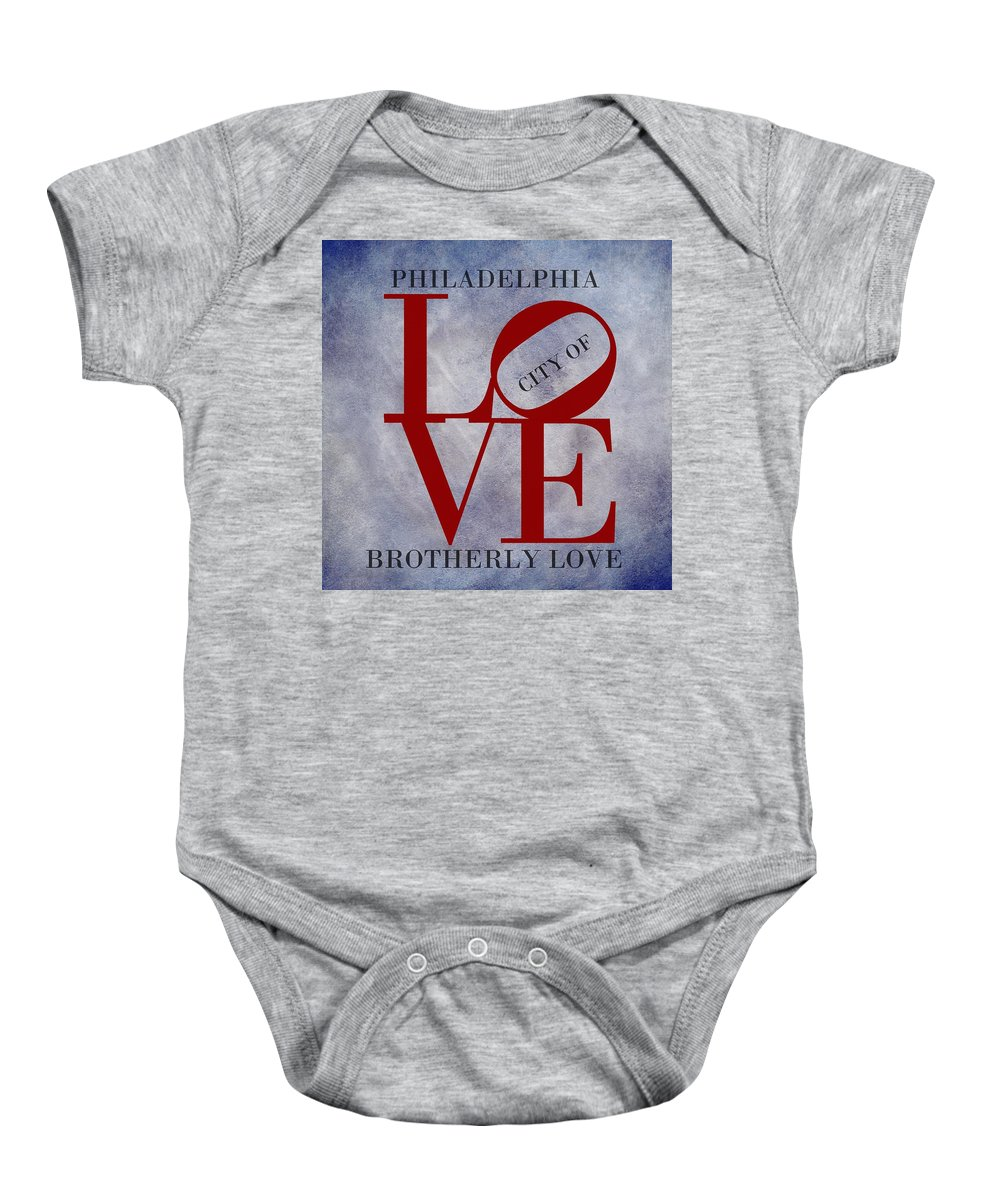 Delaware Valley Digital Art Baby Onesies