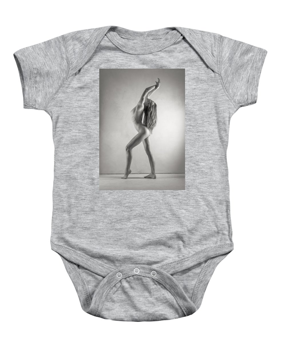 Blue Muse Fine Art Baby Onesie featuring the photograph Prelude by Blue Muse Fine Art