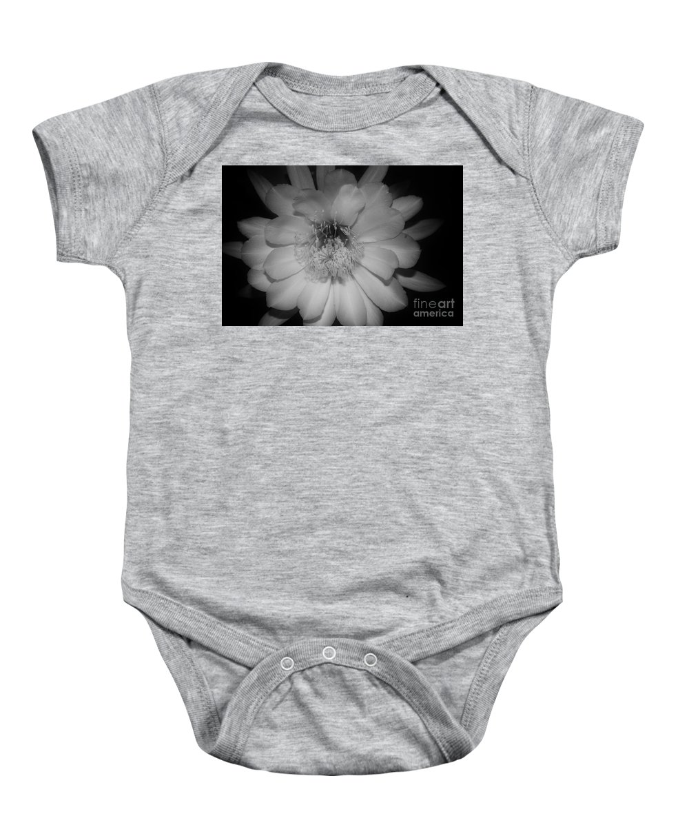 Keri West Baby Onesie featuring the photograph Rapsody by Keri West