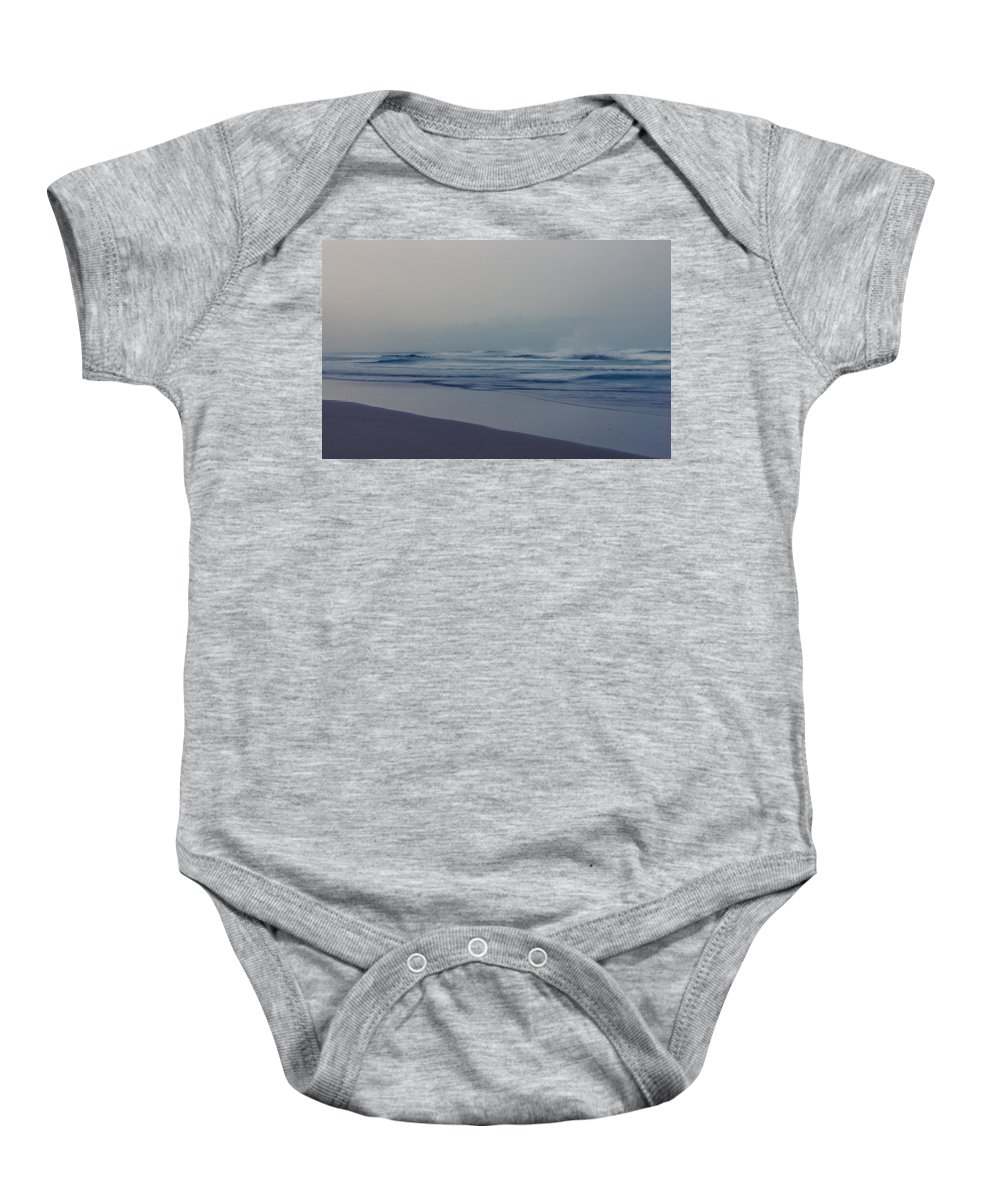 Sea Baby Onesie featuring the photograph Seascape by Andrea Mazzocchetti