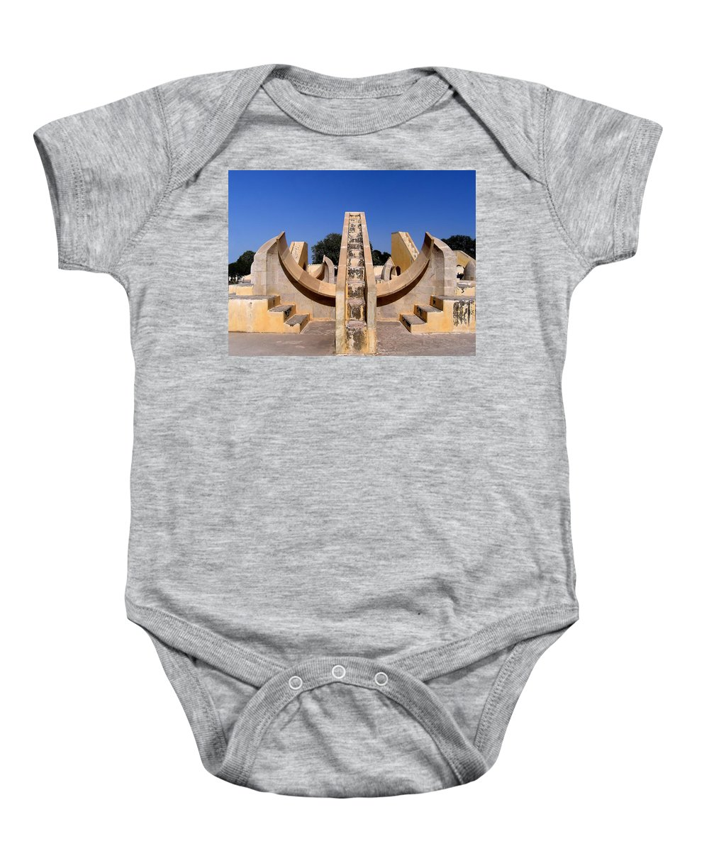 India Baby Onesie featuring the photograph Skywards by A Rey