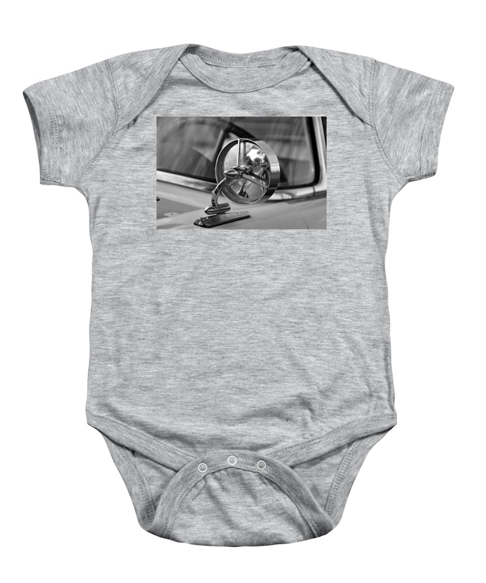 Fine Art Photography Baby Onesie featuring the photograph American Chrome by David Lee Thompson
