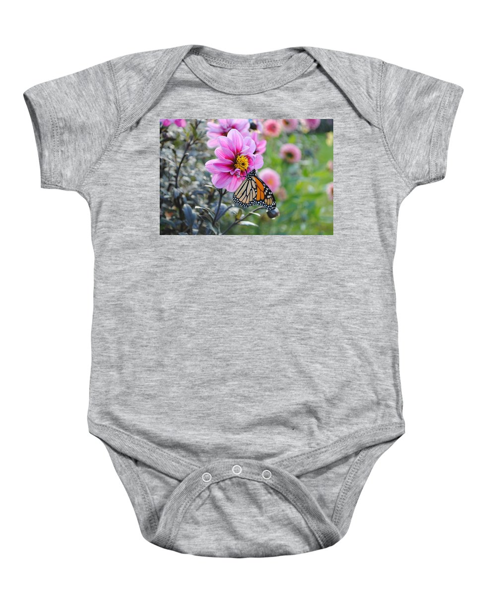 Baby Onesie featuring the photograph Making Things New by Michael Frank Jr