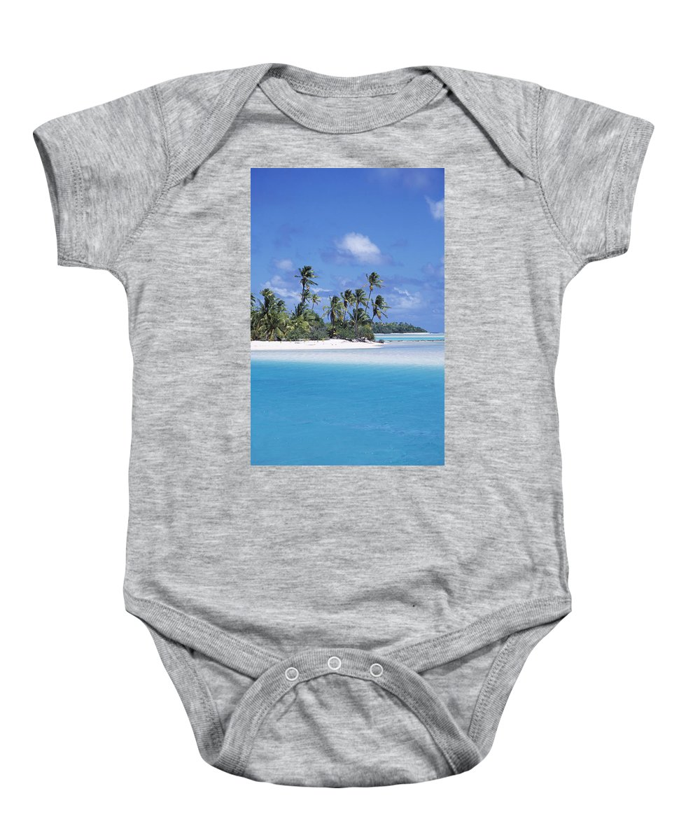 Baby Onesie featuring the photograph None by Axiom Photographic