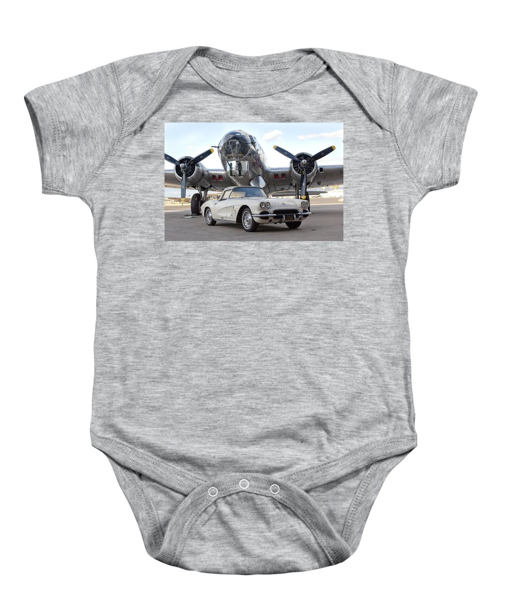 Baby Onesie featuring the photograph Cc 25 by Jill Reger